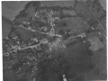Abbotts Ann centre aerial view c1950