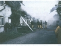 Fire at the Old Bakery 1978