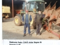 John Hayes and Dennis Cuff Eastover Farm 1993