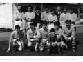 Kings' football team 1966-1967