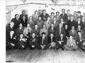 Land Settlement Association staff party 1956