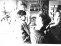Bakery, Arthur Chapman and boys, 1961