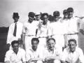 Abbotts Ann Cricket Club early 1920s