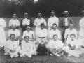 AA Cricket Team early 1920s