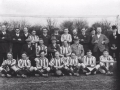 Abbotts Ann Football Team 1921 Obviously a winning year as 1921 is on the football