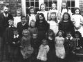 Abbotts Ann School Picture c.1900