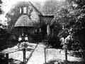 Abbotts Ann School School house and garden 1912
