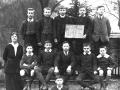 Abbotts Ann School football team 1918-19