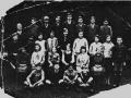 Abbotts Ann School group c.1931-2 (source: Florence Baker)