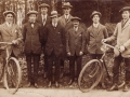 Picture from Mr Fry at 42 Bulbery taken around 1930