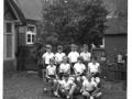 School rounders team 1962