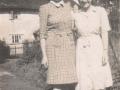 Norah-Ward-plus-Mum-Norahs-dad-ran-teh-post-office-39-Abbotts-Ann