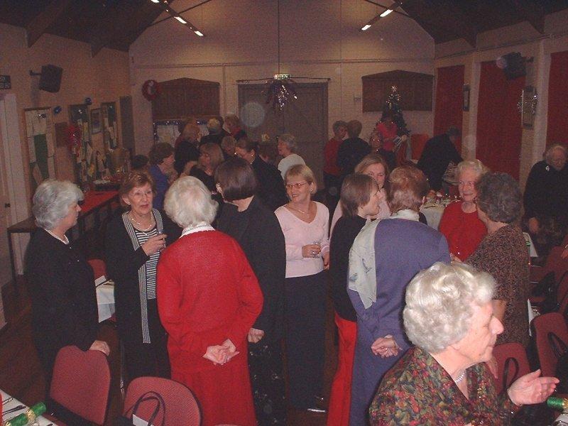 Christmas Dinner 2004