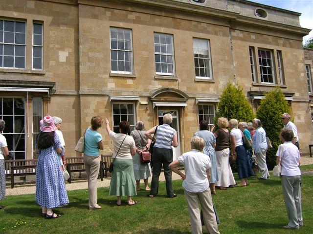 Denman College in Oxfordshire
