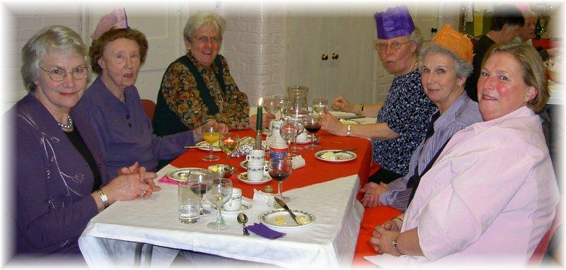 Christmas Dinner 2003