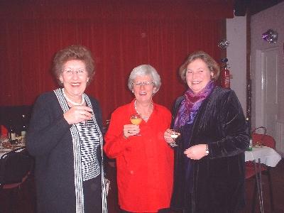 Christmas Dinner 2002
