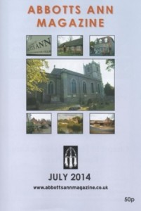 AA Magazine Cover