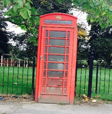 village-phone-box